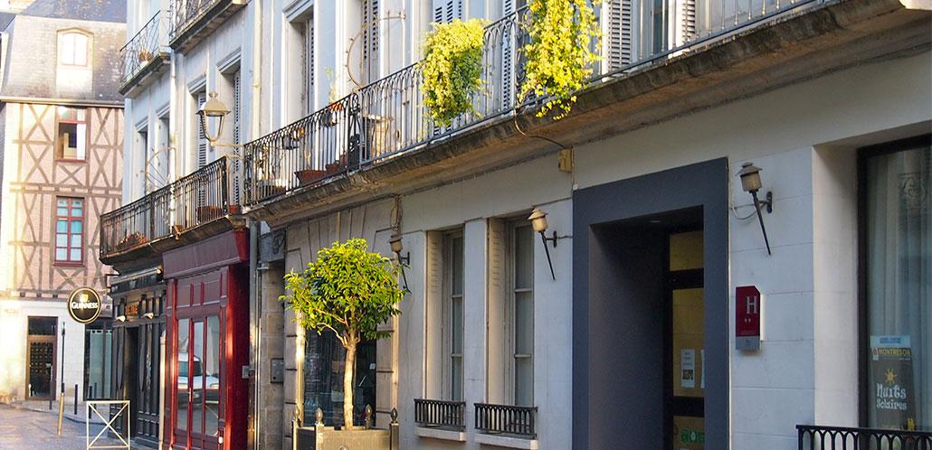 Meilleur Restaurant Rue Colbert Tours
